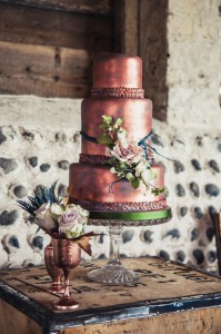 Copper Wedding Styled Shoot | FitzGerald Photographic