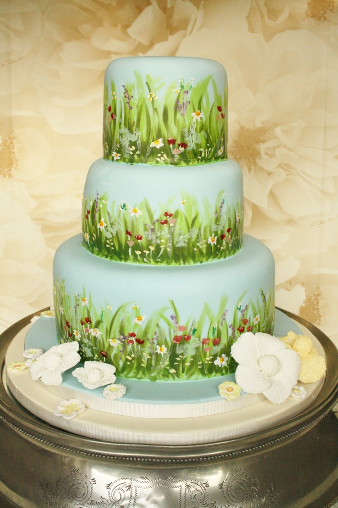 Miniature Wedding Cakes Uk
