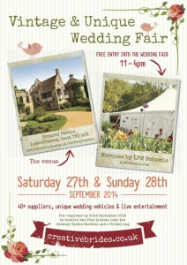Creative Brides Scotney Sept 2014