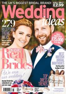 Wedding Ideas Magazine Aug 16